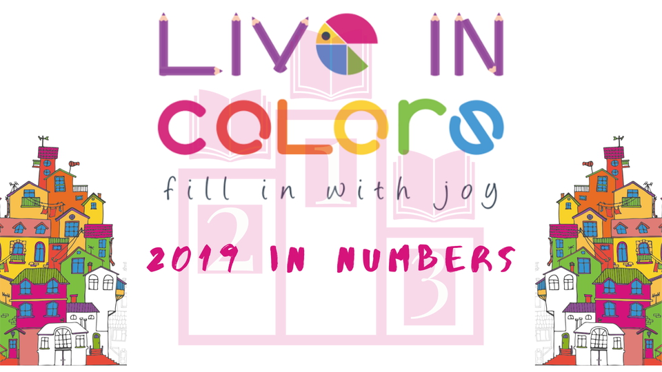 Live in Colors în 2019