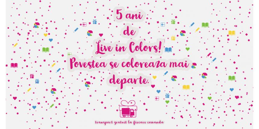 5 ani de Live in Colors