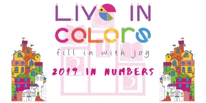Live in Colors în 2019