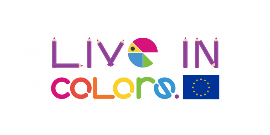 Live in Colors in EU colors