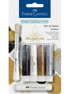 121816_Watersoluble crayon Gelatos Masquerade 6ct set_Office_22048