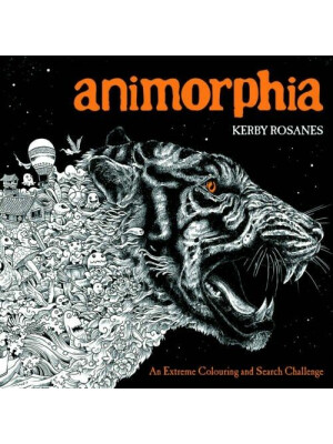 Animorphia de Kerby Rosanes