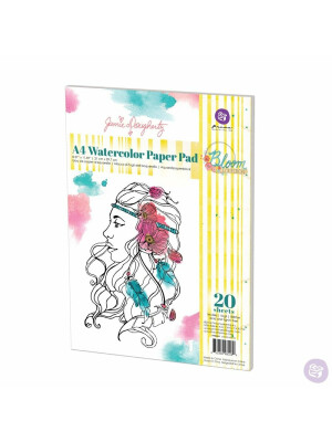 A4 Watercolor Paper Pad