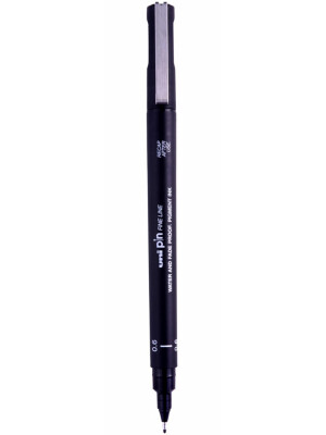 uni PIN 06 Fine Liner Drawing Pen 0.6mm