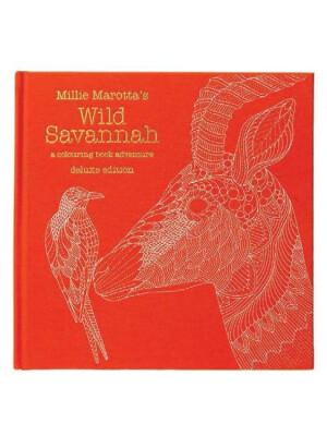 MILLIE MAROTTA'S WILD SAVANNAH DELUXE EDITION