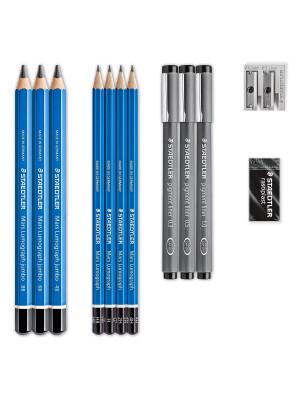 Mars® Lumograph® 100 Drawing pencils