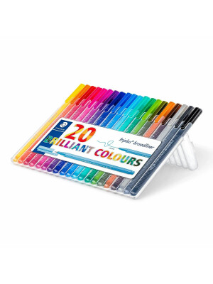 triplus® broadliner 338 Triangular fineliner