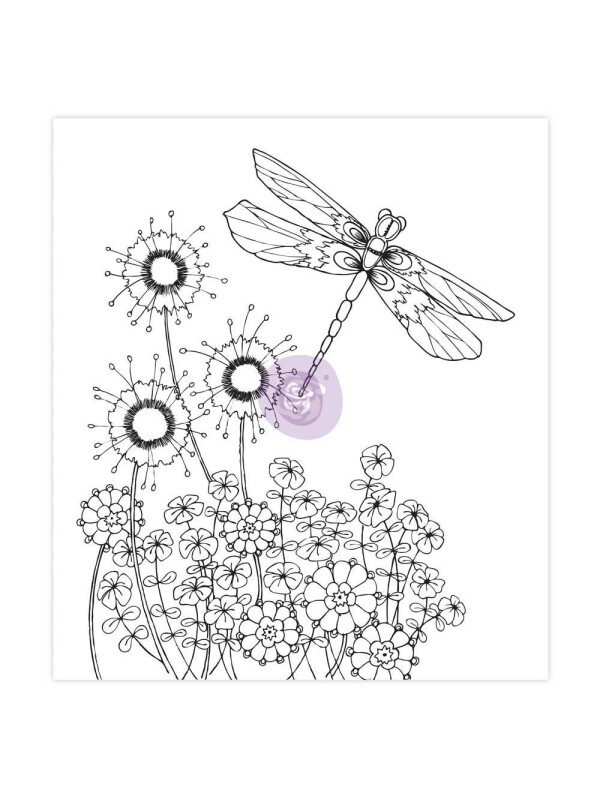 Sandi Pirrelli Coloring Book - Flights Of Fancy