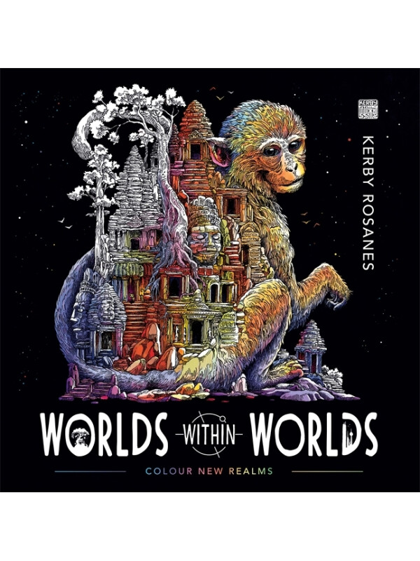 Worlds Within Worlds de Kerby Rosanes