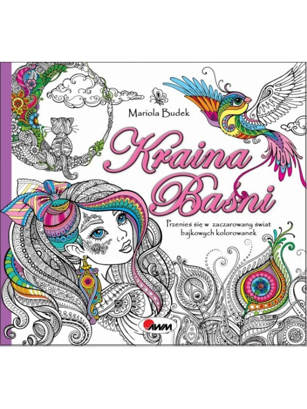 Kraina basni (Land of fairy tales) de Mariola Budek