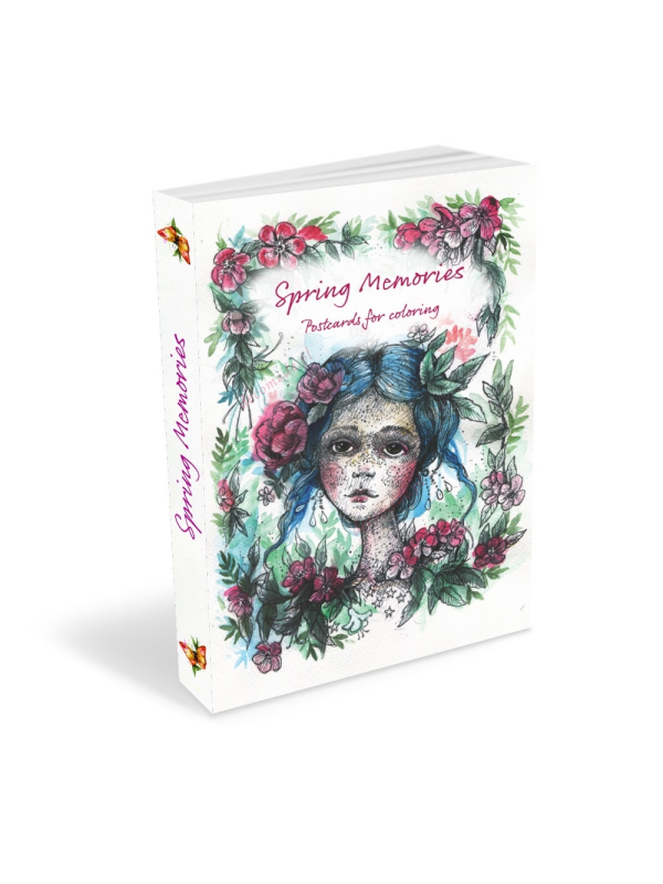 Spring Memories de Karolina Kubikowska