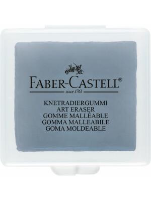 Guma de sters Arta Si Grafica Gri 18 Faber-Castell