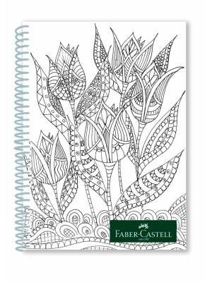 Caiet A4 Color Me Faber-Castell