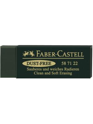 Radiera Arta Dust Free 20 Verde Faber-Castell
