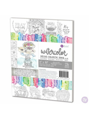 WATERCOLOR DECOR BOOK VOL. 3