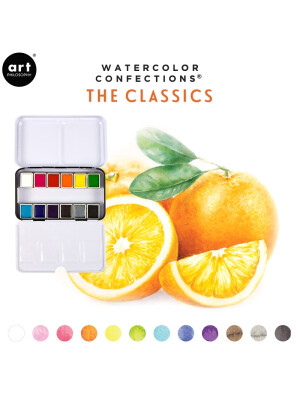 Acuarele Watercolor - The Classics
