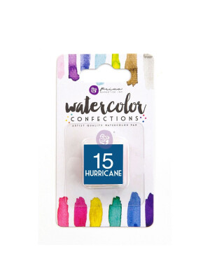 Watercolor Confections - Hurricane