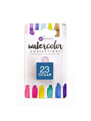 Watercolor Confections - Ocean