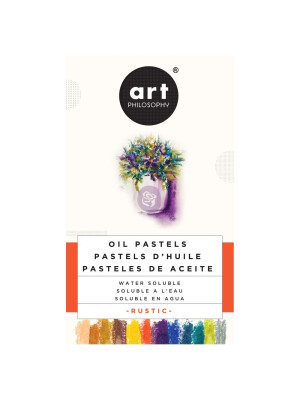 Water Soluble Oil Pastels - Rustic