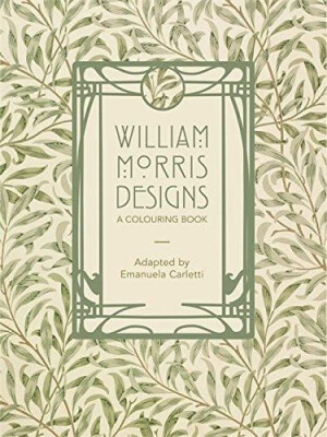 William Morris Designs: A Colouring Book