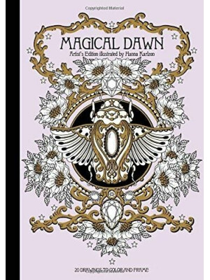 Magical Dawn Artist'S Edition - Editie UK
