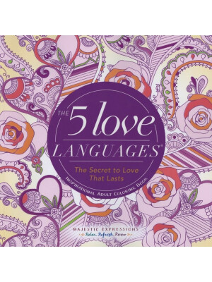 THE 5 LOVE LANGUAGES COLOURING BOOK