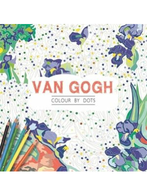 Van Gogh: Colour By Dots