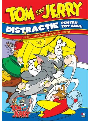 Distractie Pentru Tot Anul. Tom Si Jerry