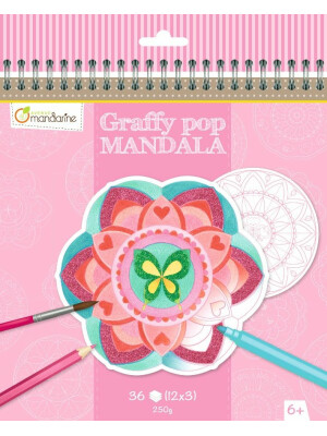 Graffy Pop Mandala - Fille