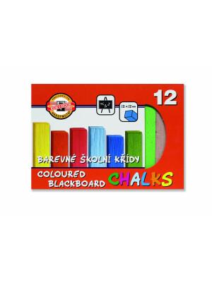 Creta scolara 12 culori