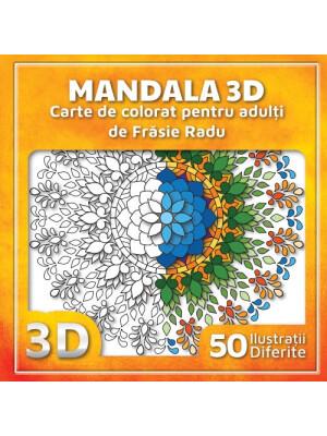 Mandala 3D - by Radu Frasie