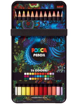 Posca Pencils – 36 colors set