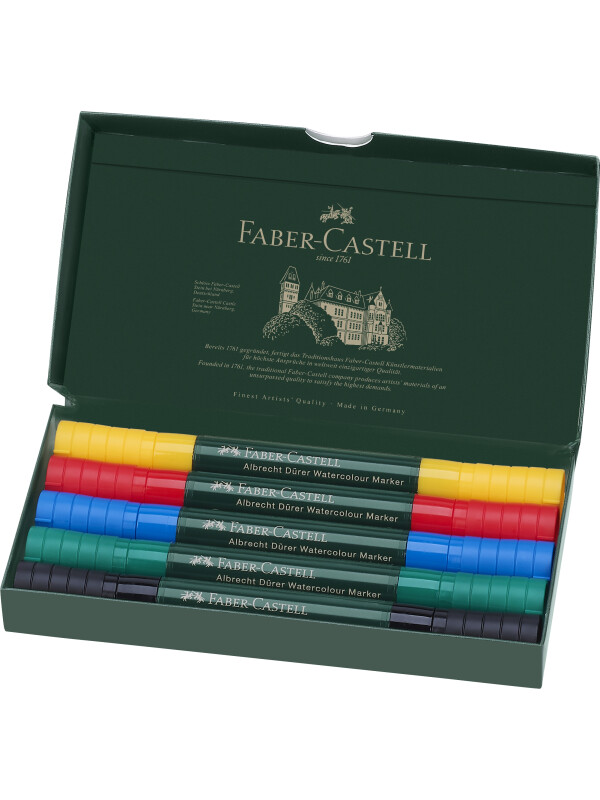 Markere Solubile A. Durer Faber-Castell