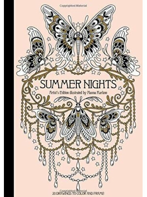 Summer Nights Artist'S Edition - Editie UK