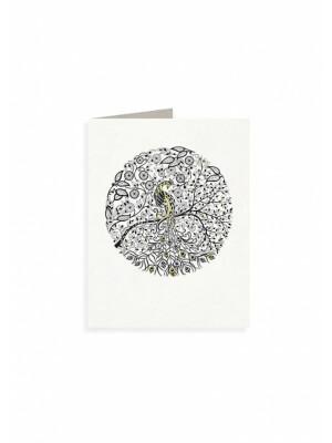Gradina Secreta 12 Ilustrate De Colorat - Johanna Basford
