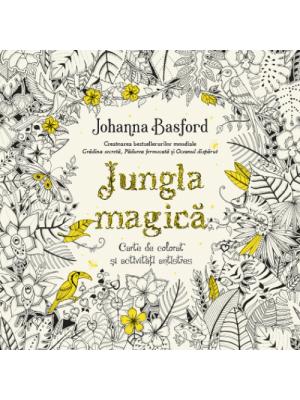 Jungla Magica - Johanna Basford