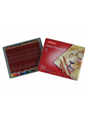 Derwent - Pastel Pencil - Set 24 culori