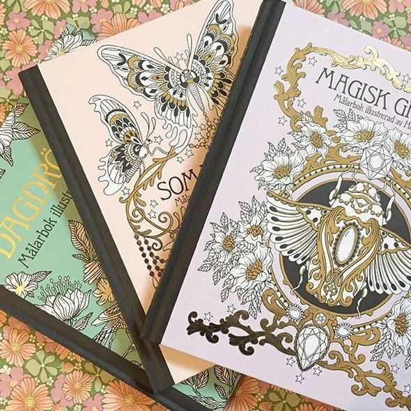books Hanna Karlzon FB page