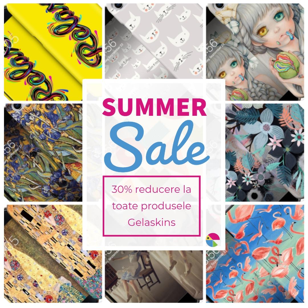 Gelaskins Summer Sale