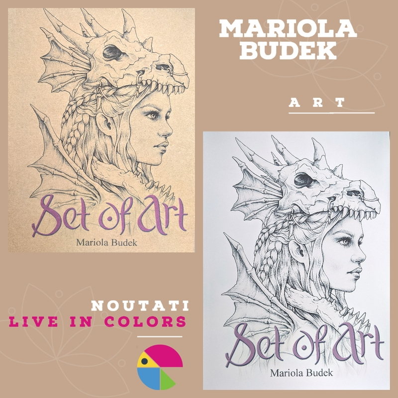 Set of Art by Mariola Budek