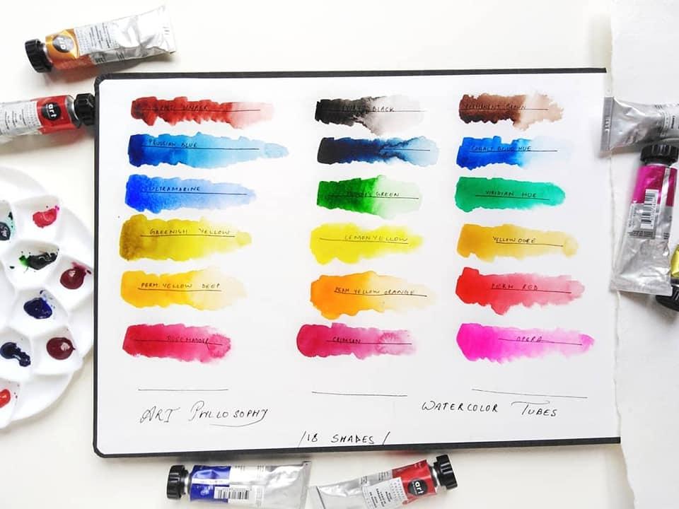 Tub acurela 15ml - Art Philosophy® Artist Grade